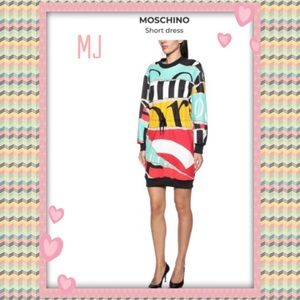 🎀Authentic Moschino Couture Dress🎀